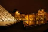 Pyramid at Louvre 3