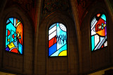 Madrid stained glass