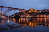 Dom Luis Bridge night shot