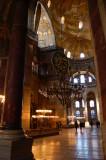 Hagia Sofia lights