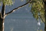 Morning reservoir