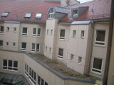 BIS Hotel Munich City - A view out the window