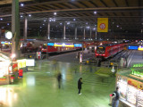 Hauptbahnhof Station near the hotel