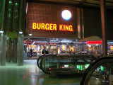 Hauptbahnhof Station - Burger King