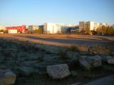 Siemens campus after a freeze
