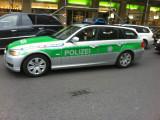 Police BMW Stationwagon