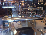 Cool desk from airplane tail