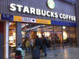 Starbucks in Hauptbahnhof