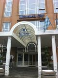 Chuck's hotel - Hilton Munich City - very nic