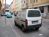 Tiny tiny van