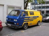 VW - looks a little like the Scooby Mystery Machine