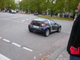Smart sports car
