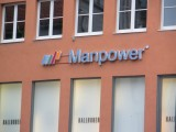 Manpower has a office right in Marienplatz