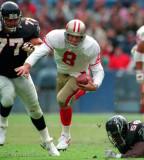 Falcons v 49ers 1991