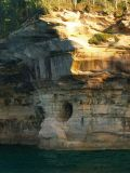 Pirate's Face - Pictured Rocks National Lakeshore