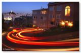 Curvy Lombard Street