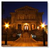The old Crocker Art Museum