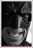 Dark Knight....in black and white