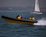 Hamble and the Solent 2008
