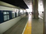 Paul's China Journey: Train Ride to Beijing