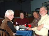 Lynn Preston Smith, Gene Johnson, Jim Mitchell, Fred Smith