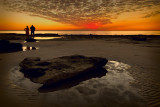 A Magnificent Cable Beach Sunset