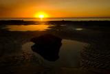 Sunset Rock Pool