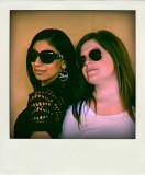 Thelma & Louise (Poladroid)