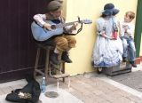 Busker and Friends