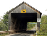 Weldon Creek No3 Covered Bridge  S10 #6484