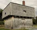 Reconstructed Blockhouse - St. Andrew's by the Sea  S10 #7047