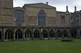 Calm in the cloisters