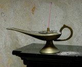 John's Magic Lamp