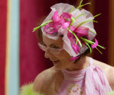 The glamorous hat