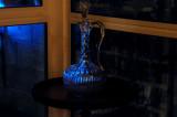 Blue light reflected