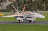 Swiss F-18C
