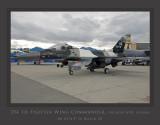 Tamiya 1/48 F-16C Arctic Aggressor