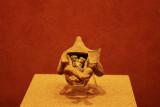 Figurines dans 1ouverture du ventre