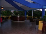 Empty Mojito Bar.......not for long!
