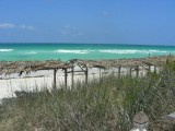 Beautiful beaches and shade huts
