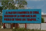 Cuban sign...translation needed