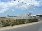 Roadside prison
