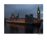 House of Parliament with Big Ben