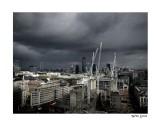 Londen vanaf st Pauls
