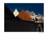 rooftops of Zierikzee