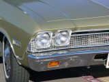 1968 Chevelle lights