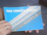 Camaro Chevelle Chevy II