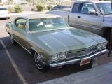 1968 Chevelle, Malibu