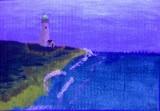 blue ocean sunsetby Jeffrey A Boop