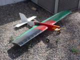 home built designed airplane